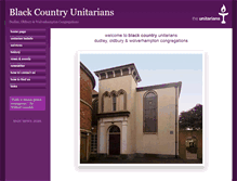 Tablet Preview of blackcountry-unitarians.org.uk